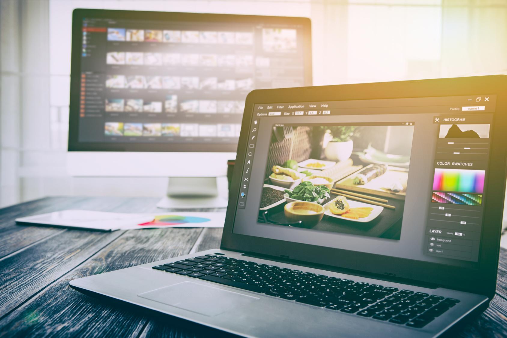 Bilddateiformate für die Nachbearbeitung am PC